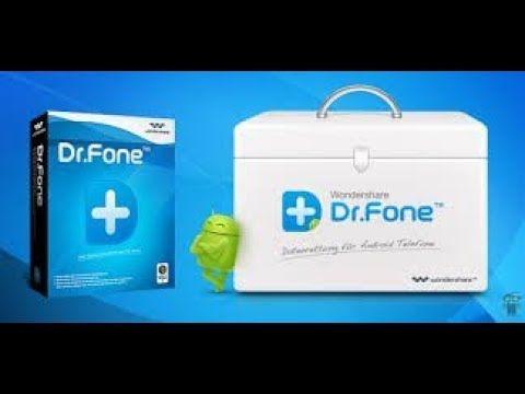 Wondershare Dr.Fone 11.0.6 Crack With Registration Key Download