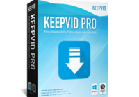 KeepVid Pro 7.5 Crack With Registration Code Download