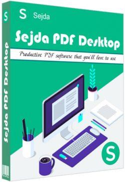 Sejda PDF Desktop Pro 7.1.9 Crack + Serial Key Download (Lifetime)
