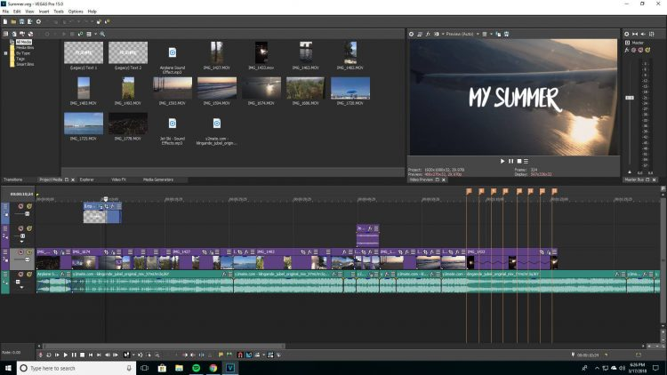 Sony Vegas Pro 18.0.434 Crack With Serial Number Download