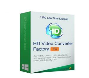 WonderFox HD Video Converter Factory Pro 21.8 Crack With Key Download