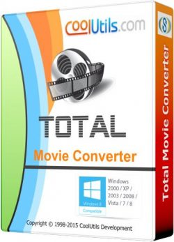 Coolutils Total Movie Converter 4.1.0.45 With Crack Download