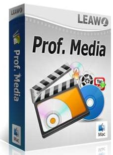 Leawo Prof. Media 8.3.0.3 With Crack Download