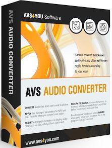 AVS Audio Converter 10.0.5.614 Crack+Torrent Free Download
