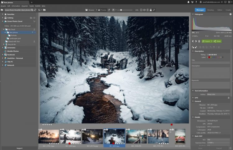 Zoner Photo Studio X 19.2103.2.314 With Crack Download 2021
