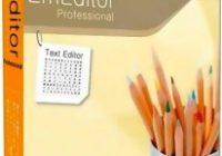 EmEditor Professional 20.6.1 Crack With Serial Keygen