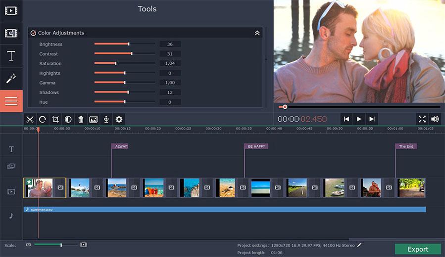 Movavi Photo Slideshow Maker 7.0.1 Crack With Activation Key Download