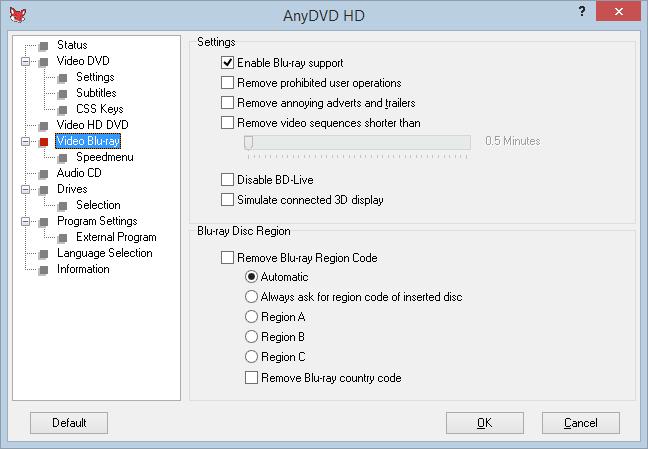 AnyDVD HD 8.5.6.1 Crack 2021 Version FREE Key Download