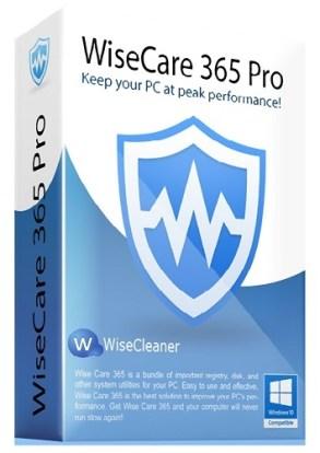 Wise Care 365 Pro 5.7.1 Crack Torrent Download