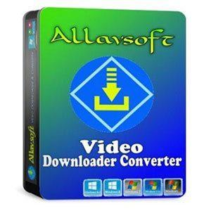 Allavsoft Video Downloader Converter 3.23.7 Crack 2022